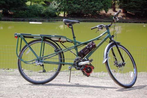 Sd Bike Commuter Electric Assist Bikes