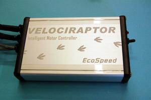 News EcoSpeed Velociraptor Controller
