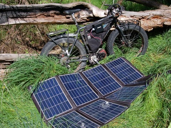 portable solar charging solution is here nomad cycles pdx. Black Bedroom Furniture Sets. Home Design Ideas
